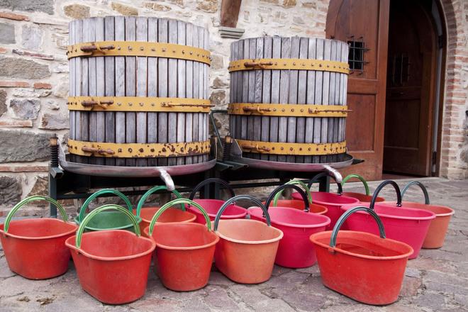 Photo of Chianti Region