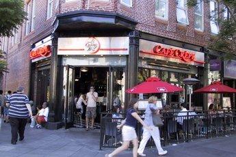 Café Crepe - Café   Restaurant in Los Angeles.