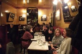Café Ruiz - Bar | Café in Madrid.