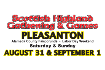 Scottish Highland Gathering & Games - Cultural Festival | Sports | Gaming Event in San Francisco.