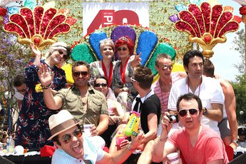 LA Pride 2012 - Parade | Food & Drink Event | Festival | Concert in Los Angeles.
