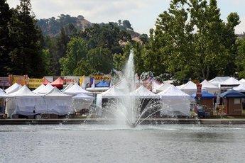 Walnut Creek Art & Wine Festival - Wine Festival | Arts Festival in San Francisco.