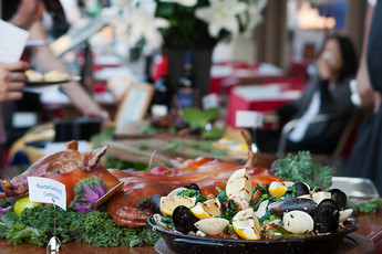 Taste of Old Pasadena - Food & Drink Event in Los Angeles.