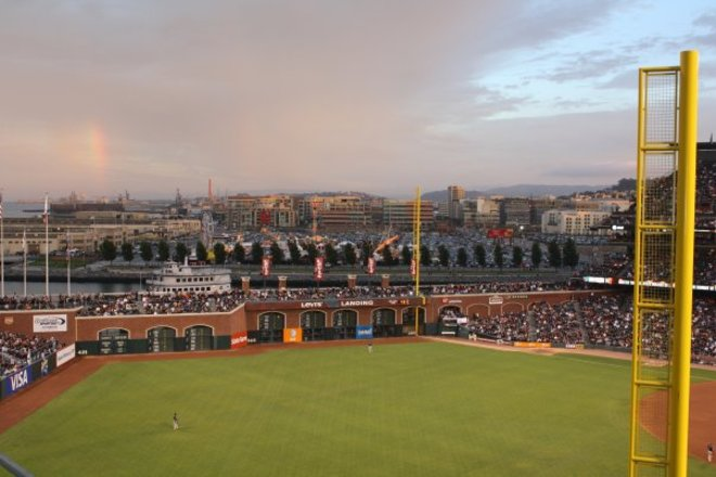 Photo of AT&amp;T Park