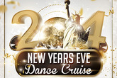 2014 New Year's Eve Dance Cruise - Party | Holiday Event in New York.