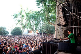 Snar Music Festival - Music Festival in Barcelona.
