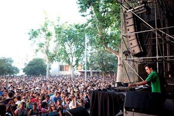 Sónar Music Festival - Music Festival in Barcelona.