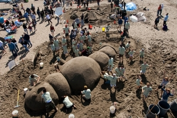 Leap's Sandcastle Contest - Special Event | Outdoor Event in San Francisco.