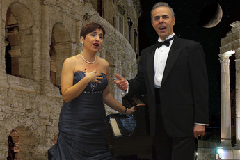 Opera Serenades by Night in Rome - Opera | Concert in Rome.