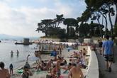 Juan-les-Pins, French Riviera.