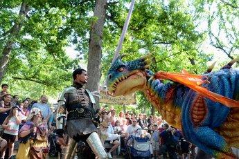 Bristol Renaissance Faire - Outdoor Event | Festival | Fair / Carnival in Chicago.