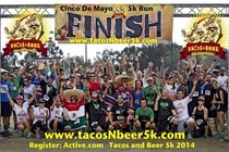 Tacos & Beer 5K & Festival 2014 - Running | Food & Drink Event | Festival | Holiday Event in Los Angeles.
