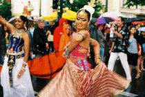 Carnival of Cultures - Ethnic Festival | Fair / Carnival | Festival | Parade in Berlin.
