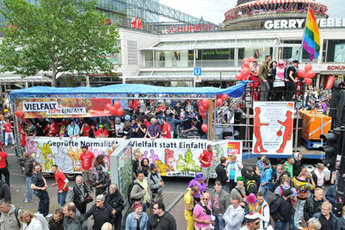 Berlin Pride Festival  - Arts Festival | Party in Berlin.