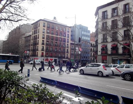 Argüelles / Bilbao, Madrid.