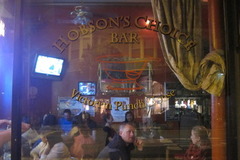 Hobson's Choice Bar - Bar in San Francisco.