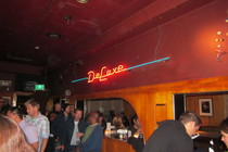 Club Deluxe - Jazz Bar | Live Music Venue | Lounge | Pizza Place in San Francisco.