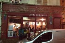 Les Caves Populaires - Wine Bar in Paris.