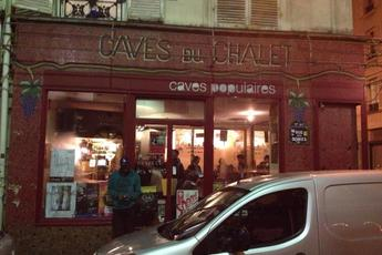 Les Caves Populaires - Wine Bar in Paris.
