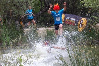 Buff Epic Run in Barcelona