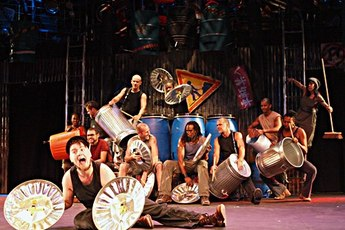 Stomp - Dance Performance | Live Music | Performing Arts | Show in London.