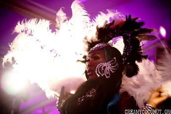 Saturday Cabaret - Burlesque Show | Performing Arts | Dance Performance in San Francisco.