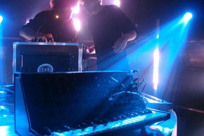 Photo of Simian Mobile Disco