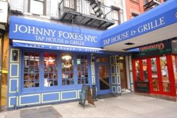 Johnny Foxes - Pub | Restaurant | Sports Bar in New York.