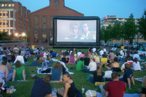Capitol Riverfront Outdoor Movies - Screening | Movies | Outdoor Event in Washington, DC.