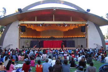 MacArthur Park Summer Concert Season - Concert in Los Angeles.