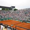 Stade Roland Garros - Stadium in Paris.
