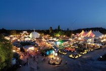 Tollwood: Summer Festival 2013 - Arts Festival | Concert | Food &amp; Drink Event | Theatre Festival in Munich