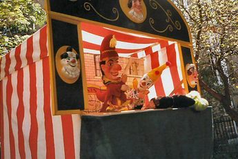 Covent Garden May Fayre and Puppet Festival - Festival | Special Event in London.