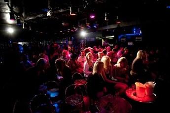 Amused Moose Soho - Comedy Club in London.