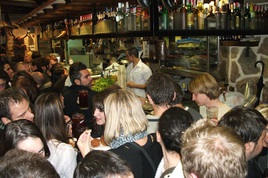 El Tigre - Bar in Madrid.