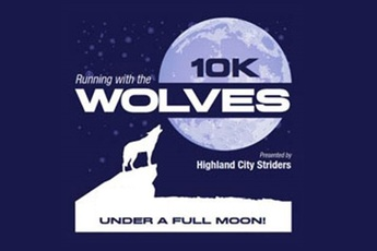 Running with the Wolves 10K - Running in Boston.