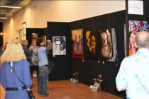 Annual Dutch Art Fair - Art Exhibit in Amsterdam.
