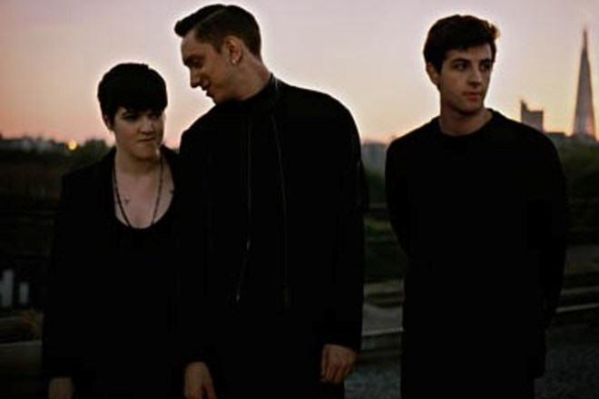 Photo of The xx