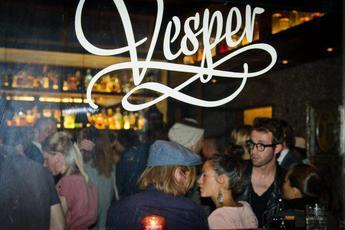 Vesper Bar - Cocktail Bar in Amsterdam.