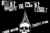East Coast vs. West Coast Punk Rock Brew Tour - Food & Drink Event | Beer Festival in New York.
