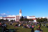 Mission Dolores Park - Outdoor Activity | Park in San Francisco.