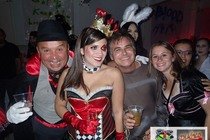 Brazilian Halloween Ball - Costume Party | Holiday Event in San Francisco.