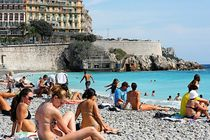 Nice Beach - Beach | Outdoor Activity in French Riviera.
