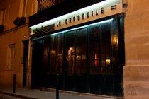 Le Crocodile - Cocktail Bar in Paris.