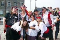 Crawl in Boston Pirate Crawl - Food & Drink Event | Pub Crawl in Boston.
