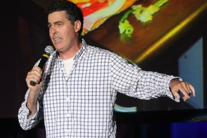 Photo of Adam Carolla Live Podcast