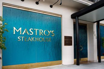 Mastro's Steakhouse - Steak House in Los Angeles.