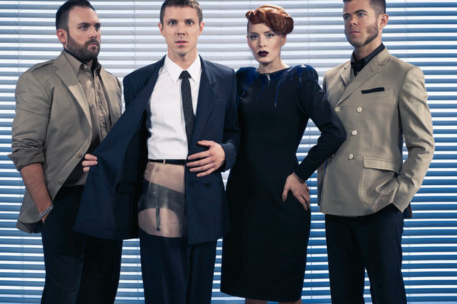 Photo of Scissor Sisters