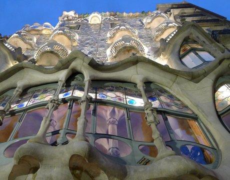 L'Eixample, Barcelona.