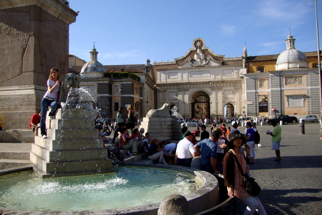 Photo of Piazza del Popolo